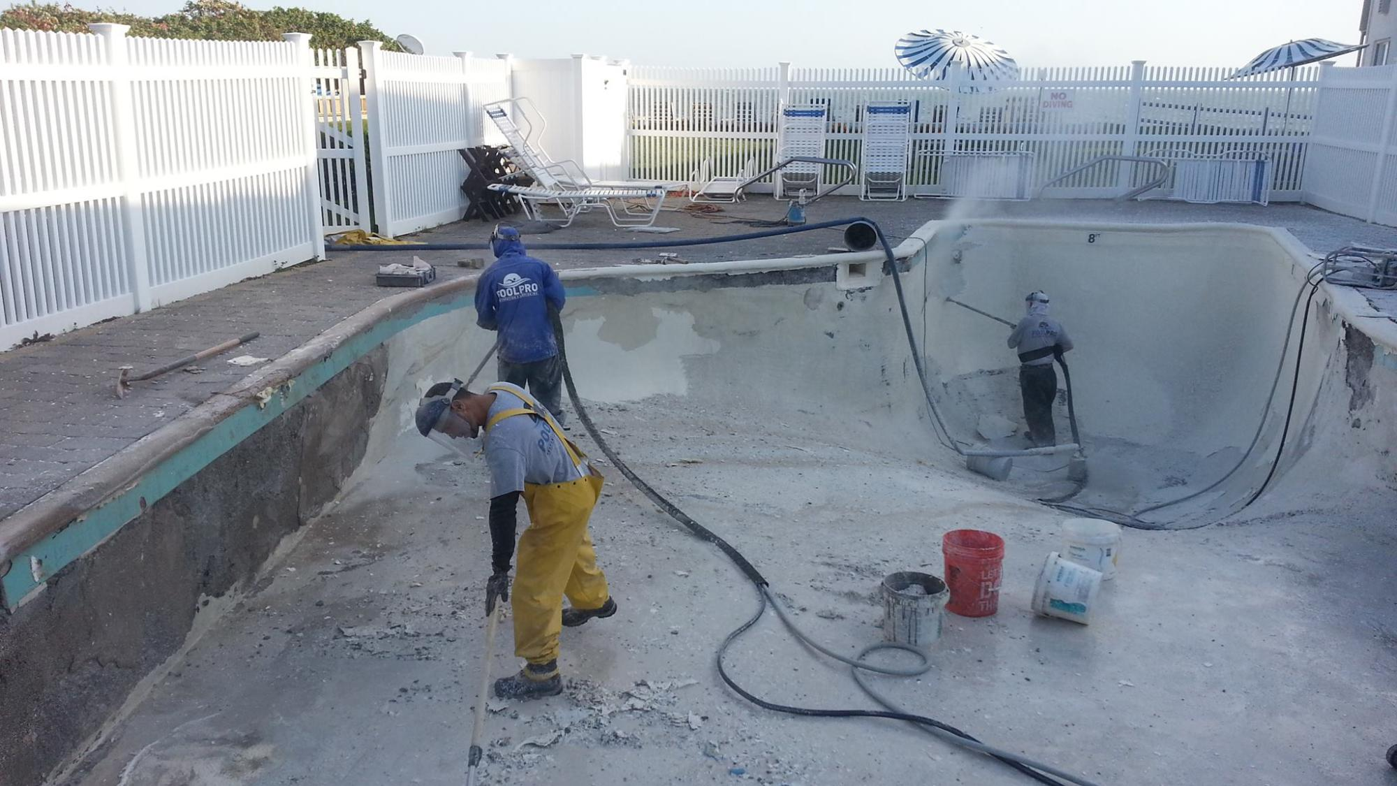 Swimming Pool Restorations : Swimming pool spa design hyannis ma restoration